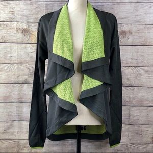 Fabletics Burnside Waterfall Yoga Jacket